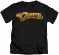Cheers kids t-shirt Cheers Logo black