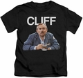 Cheers kids t-shirt Cliff black