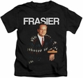 Cheers kids t-shirt Frasier black
