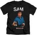 Cheers kids t-shirt Sam black