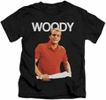 Cheers kids t-shirt Woody black
