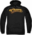 Cheers pull-over hoodie Cheers Logo adult black