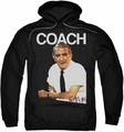 Cheers pull-over hoodie Coach adult black