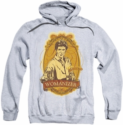 Cheers pull-over hoodie Womanizer adult athletic heather