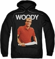 Cheers pull-over hoodie Woody adult black