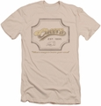 Cheers slim-fit t-shirt Sign mens cream