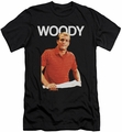 Cheers slim-fit t-shirt Woody mens black