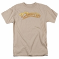Cheers t-shirt Cheers Distressed mens sand