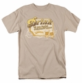 Cheers t-shirt Drink To Forget mens sand