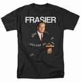 Cheers t-shirt Frasier mens black