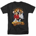 Cheers t-shirt Group Shot mens black