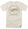 Cheers t-shirt Sign mens cream