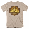 Cheers t-shirt The Norm mens sand