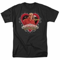 Cheers t-shirt Every Girl loves Woody mens black