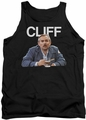 Cheers tank top Cliff mens black
