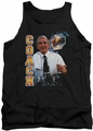 Cheers tank top Coach mens black