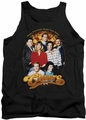 Cheers tank top Group Shot mens black