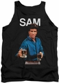 Cheers tank top Sam mens black
