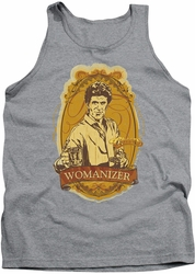Cheers tank top Womanizer mens heather
