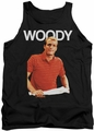 Cheers tank top Woody mens black