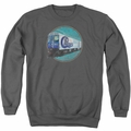 Chicago adult crewneck sweatshirt The Rail charcoal