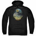 Chicago pull-over hoodie Live adult black