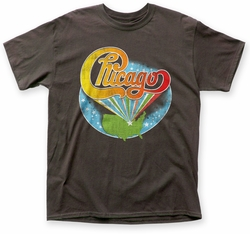 Chicago Take Me Back To Chicago pigment dyed adult tee pepper mens pre-order