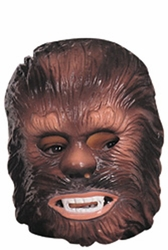 Child Chewbacca 3/4 PVC Mask - Star Wars
