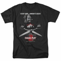 Child's Play 2 t-shirt Jack Poster mens black