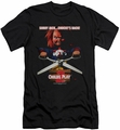 Childs Play 2 slim-fit t-shirt Chuckys Back mens black