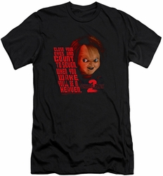 Childs Play 2 slim-fit t-shirt In Heaven mens black