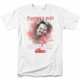 Childs Play 2 t-shirt Playtimes Over mens white