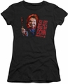 Childs Play 3 juniors t-shirt Good Guy black
