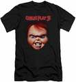 Childs Play 3 slim-fit t-shirt Chucky mens black