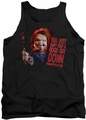 Childs Play 3 tank top Good Guy mens black
