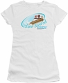 Chilly Willy juniors t-shirt Too Cool white