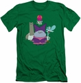 Chowder slim-fit t-shirt Group mens kelly green