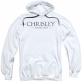 Chrisley Knows Best pull-over hoodie Logo adult white
