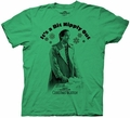 Christmas Vacation It�s a bit Nipply out mens t-shirt