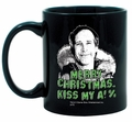 Christmas Vacation Merry Christmas Kiss My A!% mug