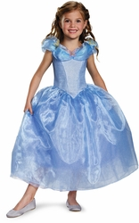 Cinderella girls deluxe costume Disney Movie
