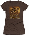 Clash of The Titans juniors t-shirt Heroes coffee