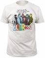 Clerks poster fitted jersey tee mens white pre-order