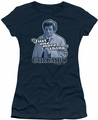 Columbo juniors t-shirt Just One More Thing navy