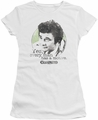 Columbo juniors t-shirt Motive white