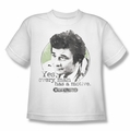 Columbo youth teen t-shirt Motive white