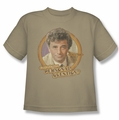 Columbo youth teen t-shirt Question sand