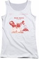 Concord Music juniors tank top The New Sounds white