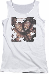 Concord Music juniors tank top To Be Continued white
