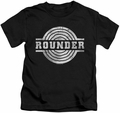 Concord Music kids t-shirt Rounder Retro black